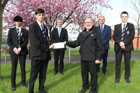 Trocaire Cheque Presentation April 2021 002